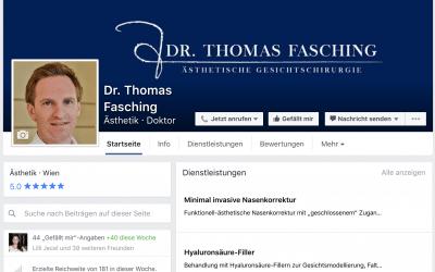 Besuchen Sie mich auch auf meiner Facebook-Seite