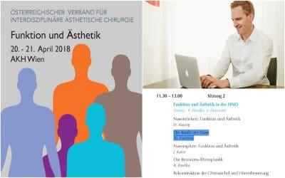 Vortrag Nasenkorrektur AKH Wien