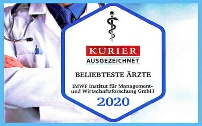 Kurier Beliebteste Ärzte 2020