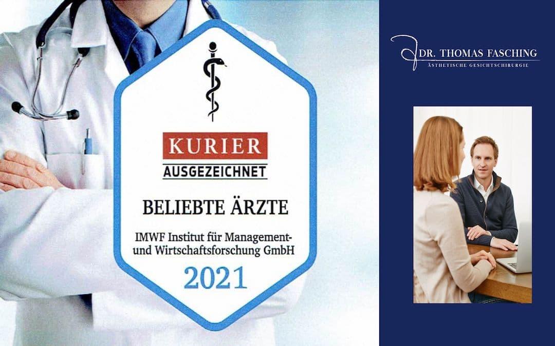 Beliebteste Ärzte Österreichs 2021